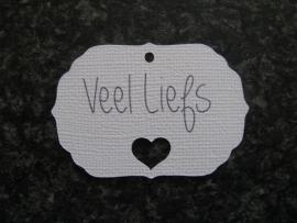 Label Veel Liefs
