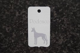 Label Podenco