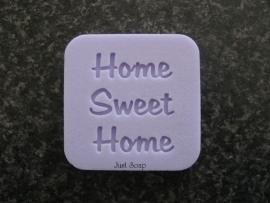 Gastenzeepje Home sweet home