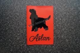 Paspoorthoesje Engelse Cocker Spaniel