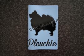 Paspoorthoesje Keeshond / Pomeranian 3