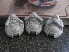 Boeddha`s Horen zien zwijgen 2
