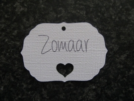 Label Zomaar