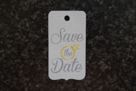 Label Save the Date