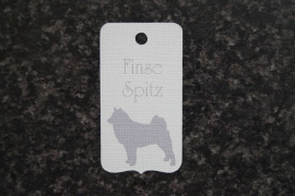 Label Finse Spitz