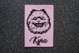 Paspoorthoesje Keeshond / Pomeranian 9