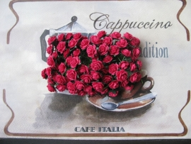 Roosjes Fuchsia 10mm