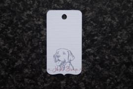 Label Labrador 2