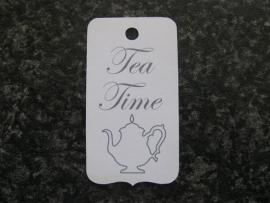 Label Tea time
