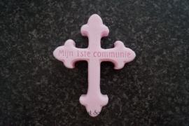 Mijn 1e communie kruisje