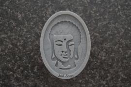 Boeddha ovaal
