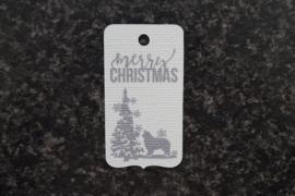 Merry Christmas Australian Shepherd (10 stuks)