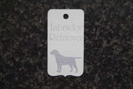 Label Labrador Retriever
