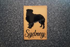 Paspoorthoesje Australian Shepherd 5