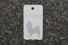 Label Chihuahua