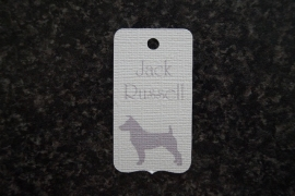 Label Jack russell