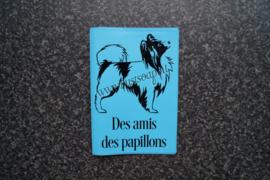 Paspoorthoesje Vlinderhond 2
