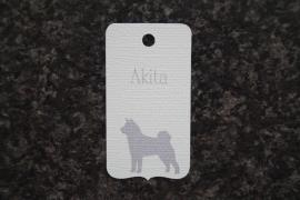 Label Akita