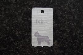 Label Briard
