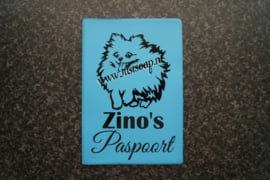 Paspoorthoesje Keeshond / Pomeranian 5