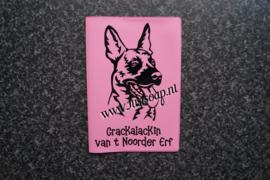 Paspoorthoesje Hollandse Herder 1