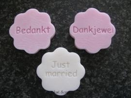 Bloemetje Just Married
