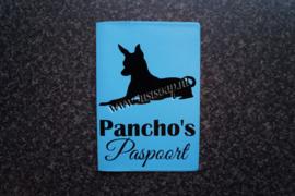 Paspoorthoesje Toy Terrier 2