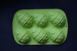 Zeepmal Paas kuiken en eieren