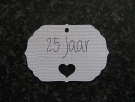 Label 25 Jaar
