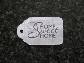 Label Home sweet home