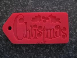 Zeepmal Label Christmas