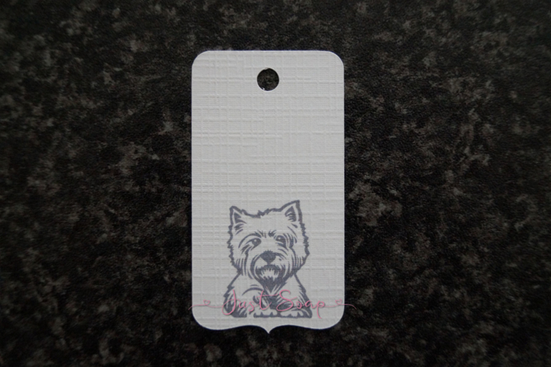 Label West Highland Terrier 2
