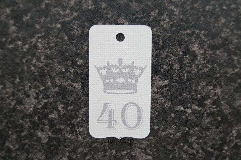 Label 40 kroon