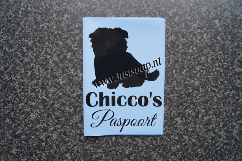 Paspoorthoesje Maltezer