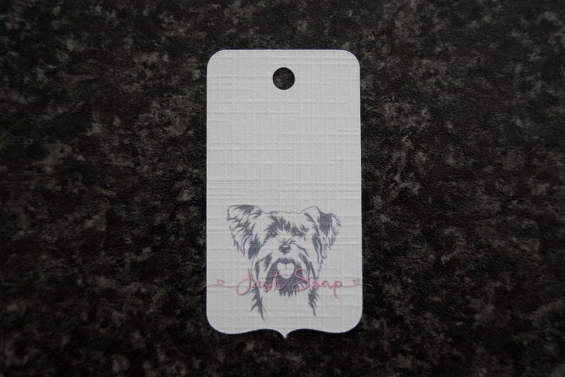 Label Yorkshire Terrier 2