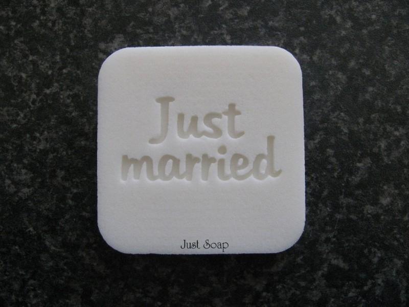 Gastenzeepje Just Married