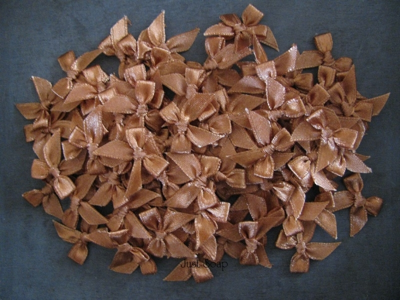 Strikjes Koper 2,5 cm