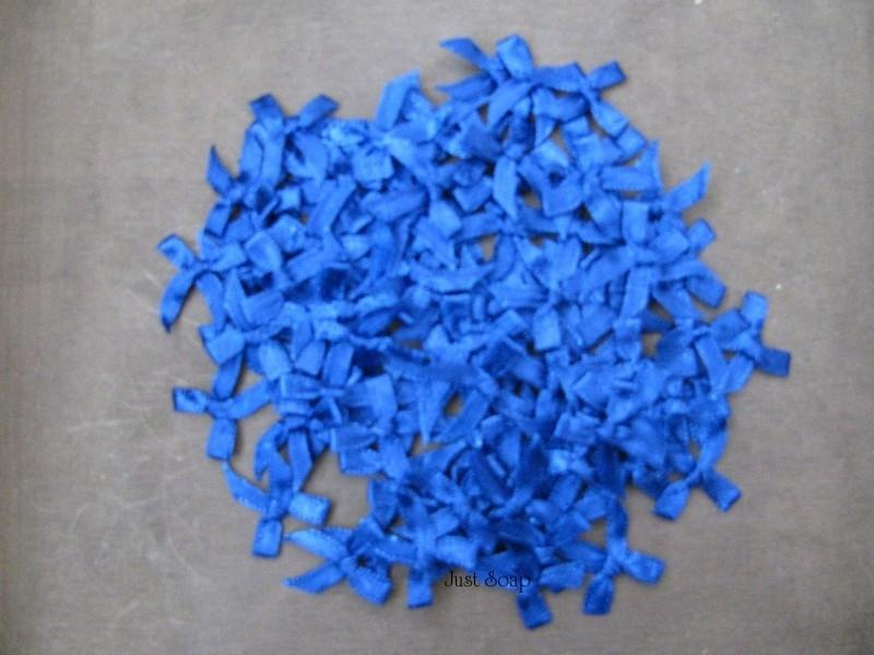 Strikjes Blauw
