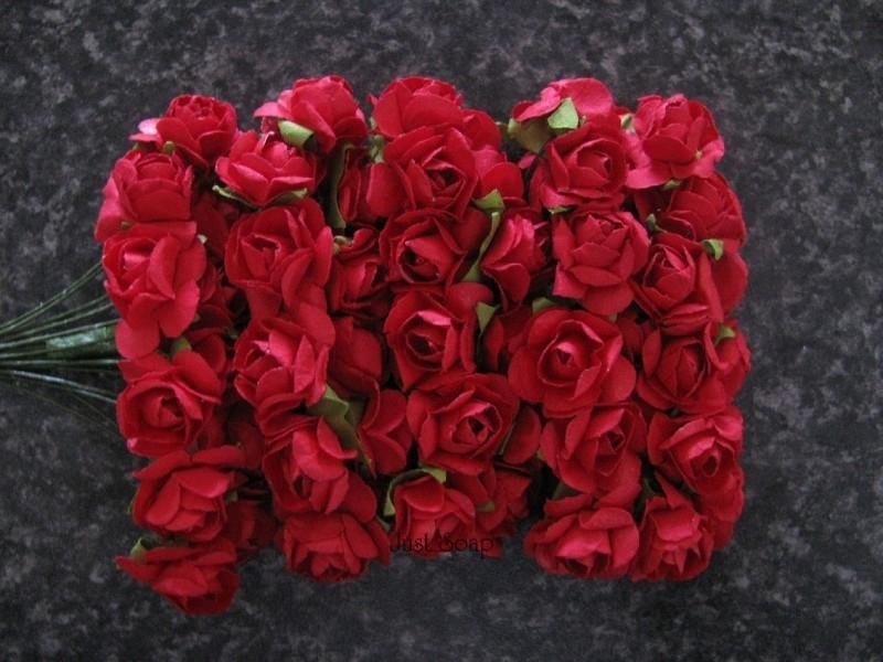 Roosjes Red 15mm