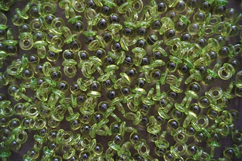 Acryl Speen 20mm Groen