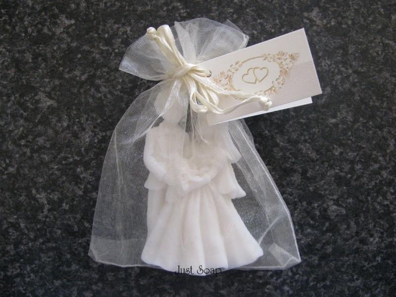 Huwelijksbedankje Bruidspaar 1