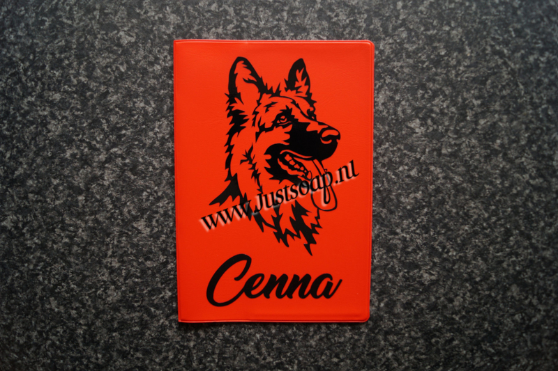 Paspoorthoesje Duitse Herder 3
