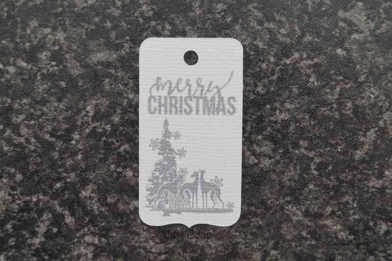 Merry Christmas Greyhound (10 stuks)
