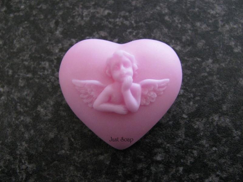 Hart met engeltje