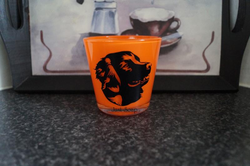 Waxinelichtje Stabyhoun / Friese Stabij 3