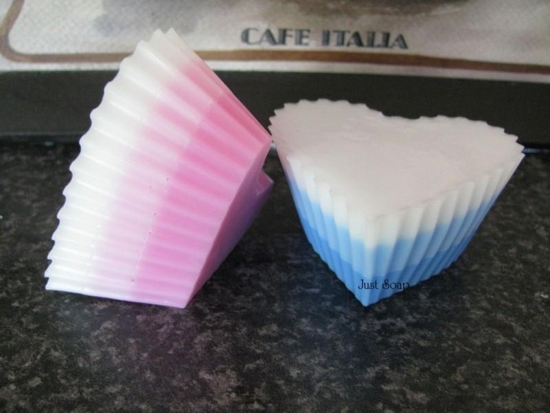 Cupcake hart