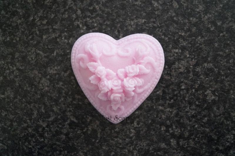 Hart met bloemen 2