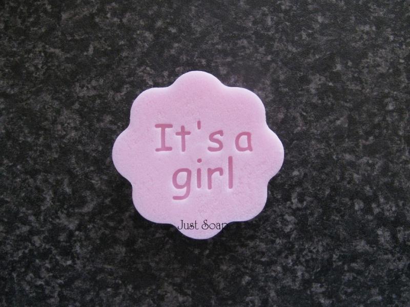 Bloemetje It's a Girl