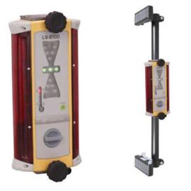 TOPCON Magnetische mount voor machine ontvanger