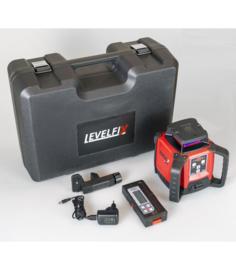Zelfstellende bouwlaser Levelfix 550Hb met baak en statief